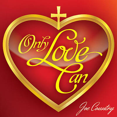Digital Art - Only Love Can_4 by Joe Greenidge