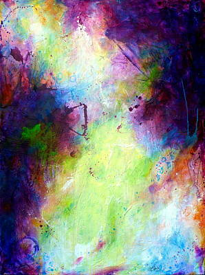 Painting - Only Time Will Tell by Tracy Bonin