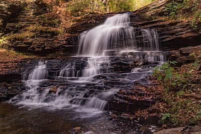 Pittsburgh According To Ron Magnes - Onondaga Falls by Joe Kopp