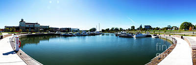 Photograph - Ontario Beach Park Marina by William Norton
