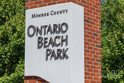 Photograph - Ontario Beach Park by William Norton