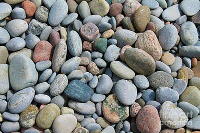 Photograph - Ontario Stone by Nina Silver