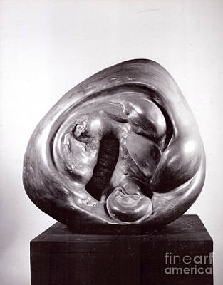Sculpture - Onus IIi  by Robert F Battles