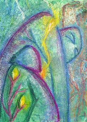 Onward Art Print by Sarah Crumpler