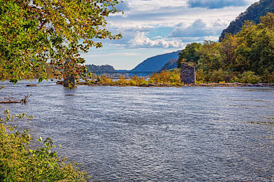 Photograph - Onward To The Potomac by John M Bailey