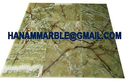 Onyx Tiles Ceramic Art - Onyx Tiles by Hanam Marble Industries
