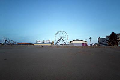 Photograph - Oob Amusement Park by Ed Fletcher