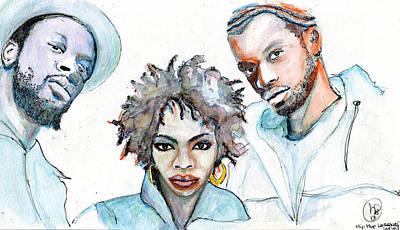 Oolahlahlah Art Print by Howard Barry