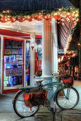 Photograph - O.p. Taylor's Toy Store Brevard North Carolina by Carol Montoya