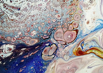 Painting - Opal Space by Amy Sorrell