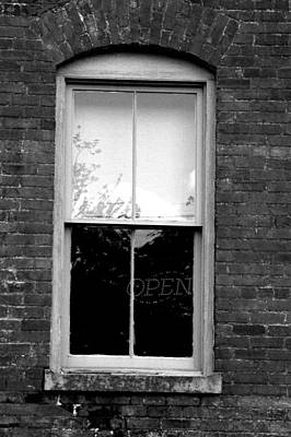 Photograph - Open 2 by David Weeks