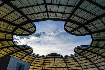 Photograph - Open Air by Randy Scherkenbach