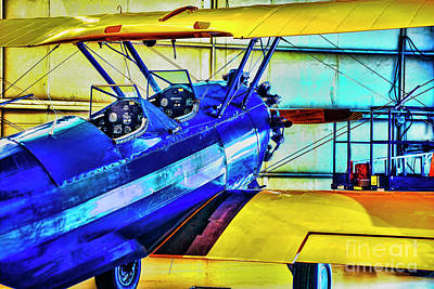 Photograph - Open Cockpits by Rick Bragan