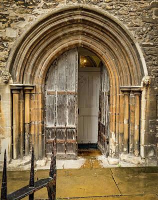 Photograph - Open Door by Jean Noren