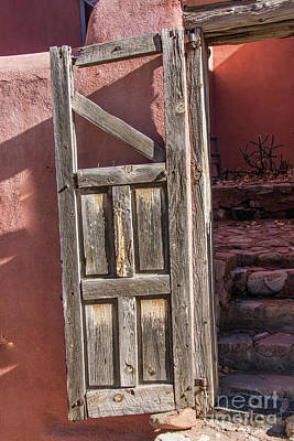 Photograph - Open Door by John Greco