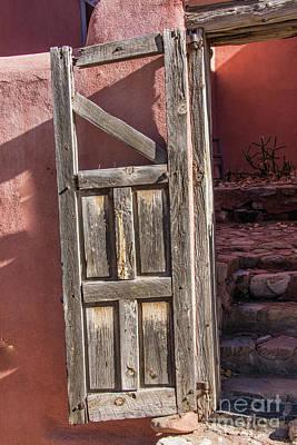 Photograph - Open Door by John Greco