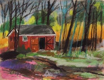 Painting - Open Door by John Williams