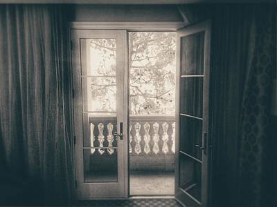 Photograph - Open Door by Mark Ross