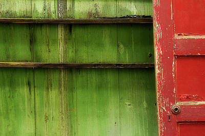 Photograph - Open Door by Mike Eingle