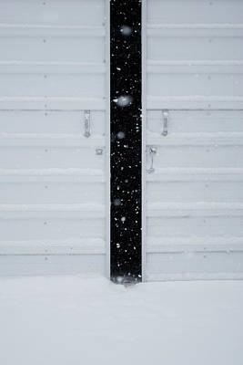 Photograph - Open Door by Troy Stapek