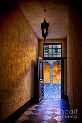 Photograph - Open Doorway by Rick Bragan