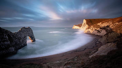 Photograph - Durdle Door, Jurassic Coast Dorset by Mark Boadey