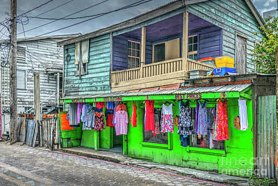 Photograph - Open For Business 2 by David Zanzinger