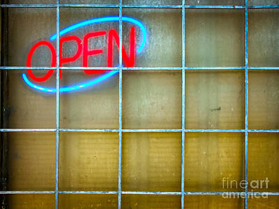 Photograph - Open - Nola by Kathleen K Parker