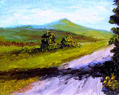 Painting - Open Range by Fred Wilson