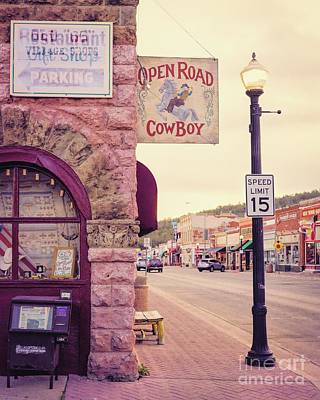 Photograph - America's Main Street by Jon Burch Photography