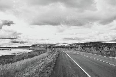 Photograph - Open Road To Your Dreams by Joe Burns