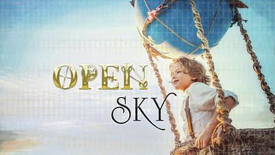 Digital Art - Open Sky by Payet Emmanuel