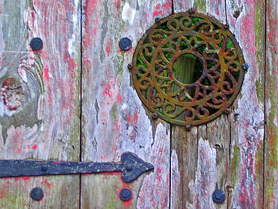 Photograph - Open The Gate by Elizabeth Hoskinson