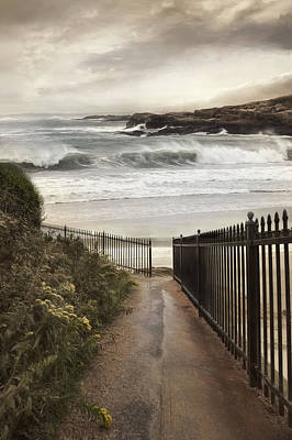 Photograph - Open To The Sea by Robin-Lee Vieira