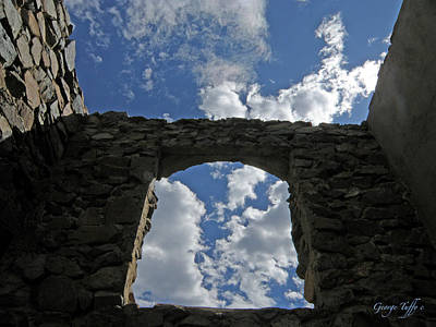 Photograph - Open To The Sky by George Tuffy