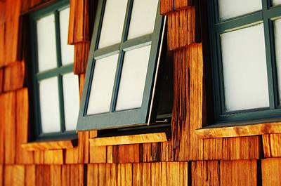 Photograph - Open Window by Jill Reger