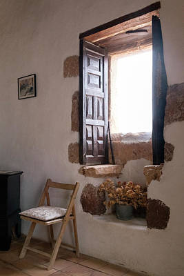 Old Houses Photograph - Open Window by Joana Kruse