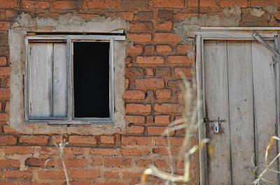 Photograph - Open Window by Joe  Burns