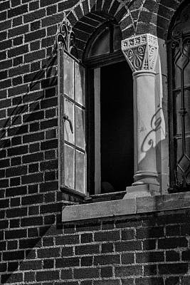 Photograph - Open Window by Steve Gravano