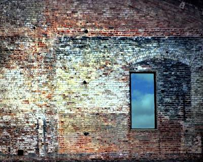 Photograph - Open Window by Timothy Bulone