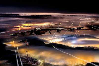 Vietnam War Digital Art - Opening Night by Peter Chilelli