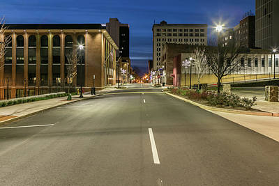 Photograph - Opening Up On Main Street by Tim Wilson