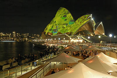 Photograph - Opera House by David Iori