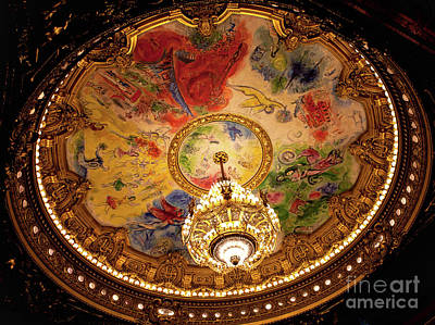 Photograph - Opera House by Erika Weber