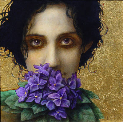 Ophelia Painting - Ophelia by Jose Luis Munoz Luque