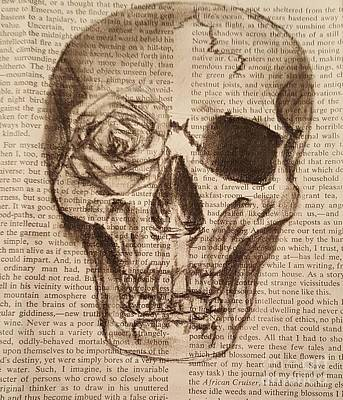 Ophelia Pm Art Print