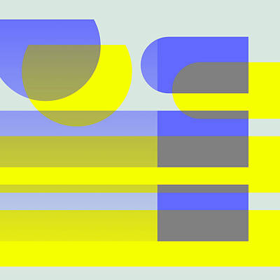 Digital Art - opportunity - XL limited run by Lars B Amble