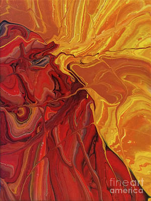Painting - Opposing Views 2 by Lon Chaffin