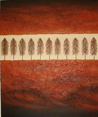Painting - Oppression by Sophia Elise
