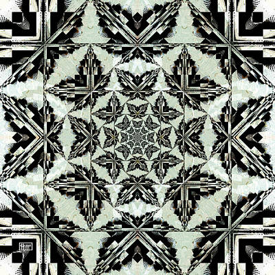 Digital Art - Optical Confusion by Jim Pavelle